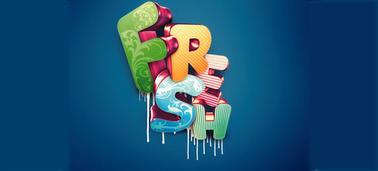 25+ Awesome Typography Tutorials
