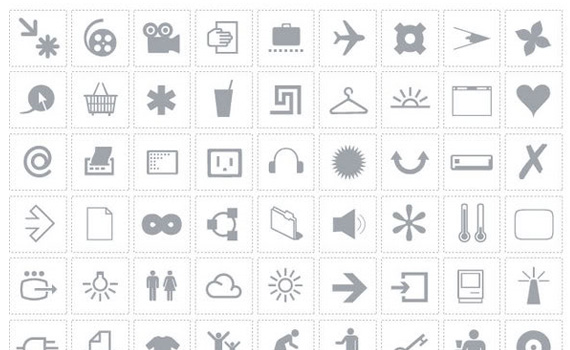 Huge Collection Of Web Design Icons - Cre8tive Nerd
