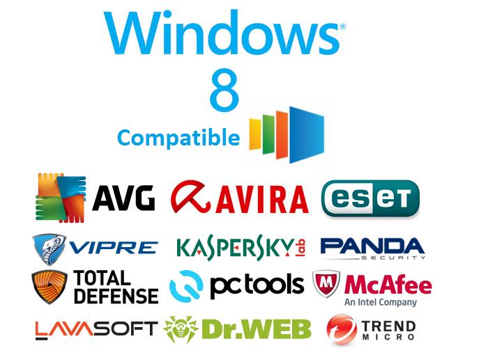 free antivirus windows 8